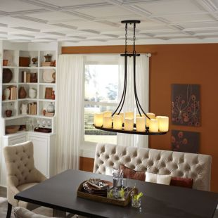 Amazing dining room lights ideas for low ceilings 28
