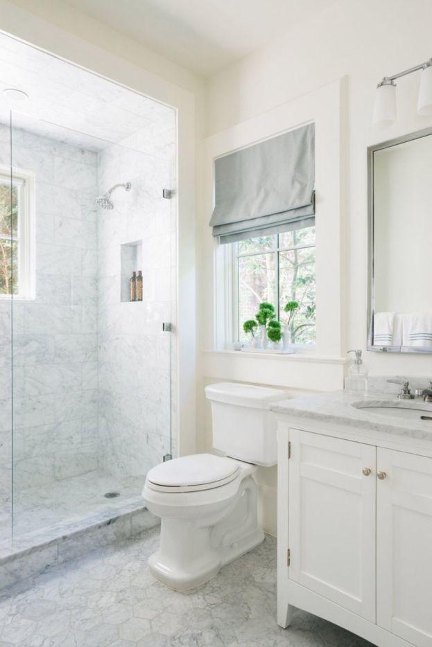 Amazing guest bathroom decorating ideas 01