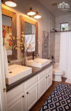 Amazing guest bathroom decorating ideas 07