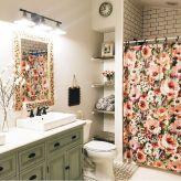 Amazing guest bathroom decorating ideas 09