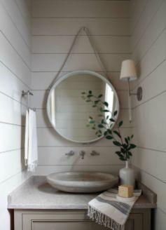 Amazing guest bathroom decorating ideas 12