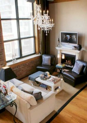 Amazing small living room decor ideas with sectional 03