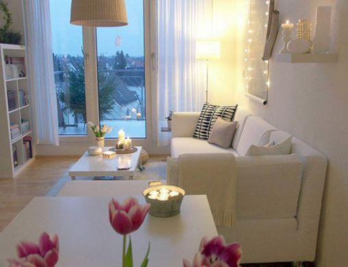 Amazing small living room decor ideas with sectional 22
