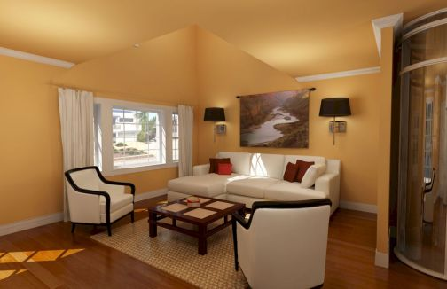 Amazing small living room decor ideas with sectional 33