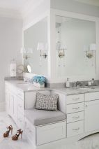 Bathroom vanity ideas with makeup station 04