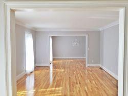 Beautiful bedroom design ideas using grey carpet 027