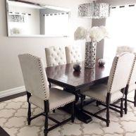 Beautiful bedroom design ideas using grey carpet 046