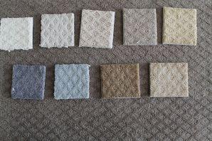 Beautiful bedroom design ideas using grey carpet 071