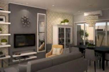 Beautiful grey living room decor ideas 05