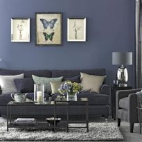 Beautiful grey living room decor ideas 11
