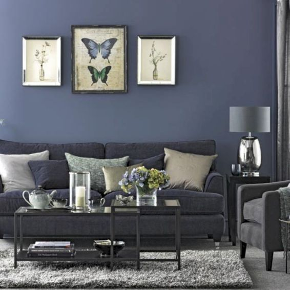 Beautiful grey living room decor ideas 11