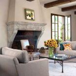 Beautiful grey living room decor ideas 27