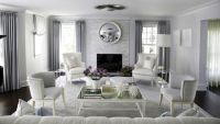 Beautiful grey living room decor ideas 53