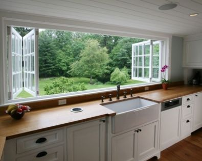80 Beautiful Kitchen Design Ideas For Mobile Homes - Round Decor