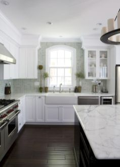 Beautiful kitchen design ideas for mobile homes 13