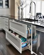 Beautiful kitchen design ideas for mobile homes 26