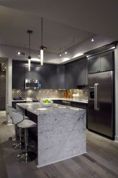 Beautiful kitchen design ideas for mobile homes 27