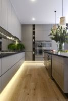 Beautiful kitchen design ideas for mobile homes 31