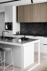 Beautiful kitchen design ideas for mobile homes 44