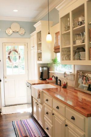 Beautiful kitchen design ideas for mobile homes 47