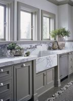 Beautiful kitchen design ideas for mobile homes 49