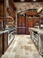 Beautiful kitchen design ideas for mobile homes 51