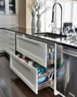Beautiful kitchen design ideas for mobile homes 57