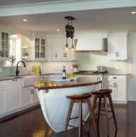 Beautiful kitchen design ideas for mobile homes 59