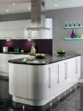 Beautiful kitchen design ideas for mobile homes 69