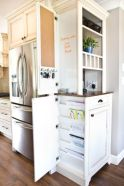 Beautiful kitchen design ideas for mobile homes 75