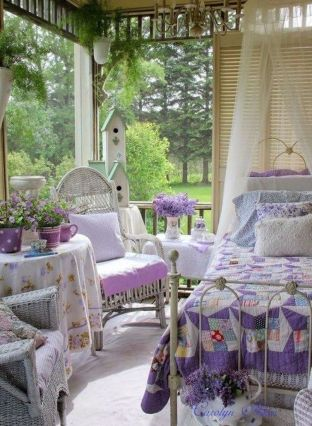 Beautiful shabby chic dining room decor ideas 04