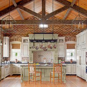 Brick kitchen 06