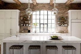 Brick kitchen 10