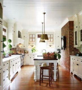 Brick kitchen 17