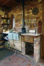 Brick kitchen 29