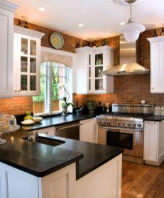 Brick kitchen 33