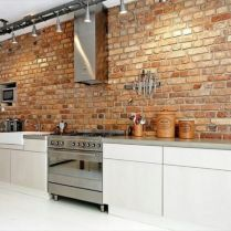 Brick kitchen 38