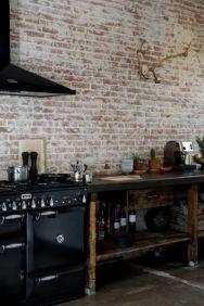 Brick kitchen 47