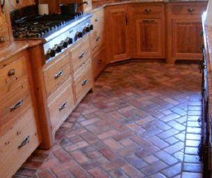 Brick kitchen 49