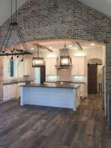 Brick kitchen 55