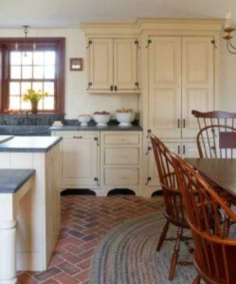 Brick kitchen 60
