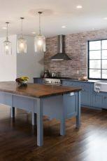 Brick kitchen 79