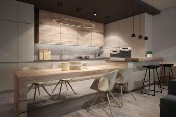 Chic kitchen design 58