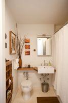 Cool bathroom counter organization ideas 16
