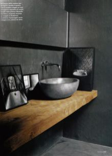 Cool bathroom counter organization ideas 23