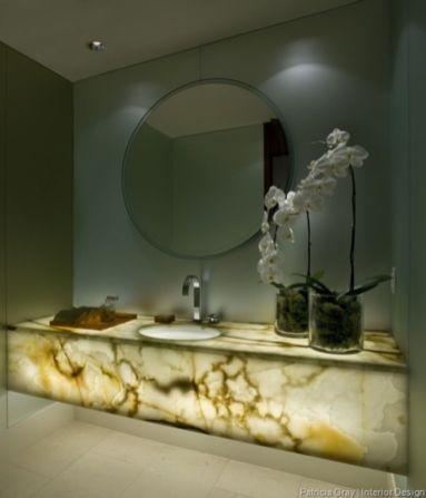 Cool bathroom counter organization ideas 38