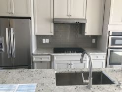Cool grey kitchen cabinet ideas 47