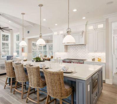 Cool grey kitchen cabinet ideas 61