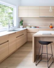 Cool kitchens design ideas with bay windows 08