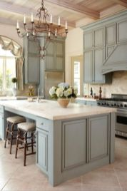 Cool kitchens design ideas with bay windows 16